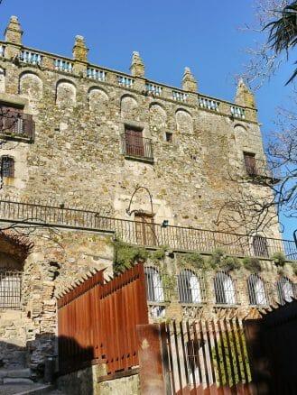 Casa de las Veletas