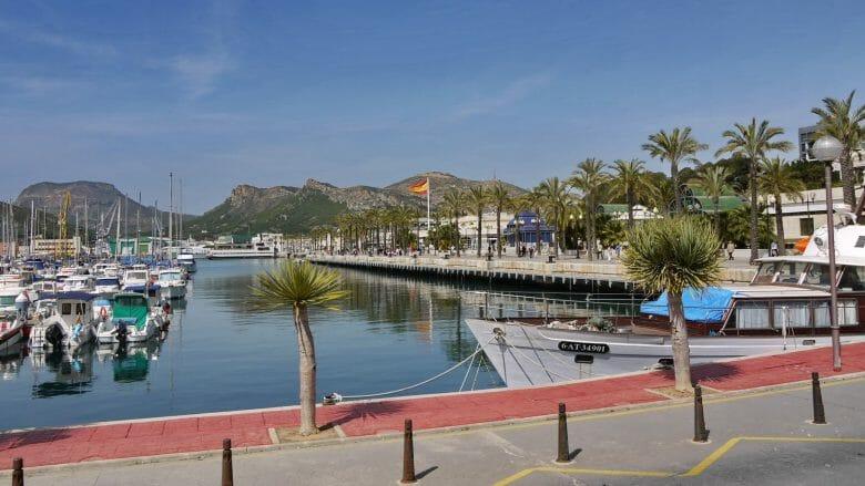 Sporthafen von Cartagena