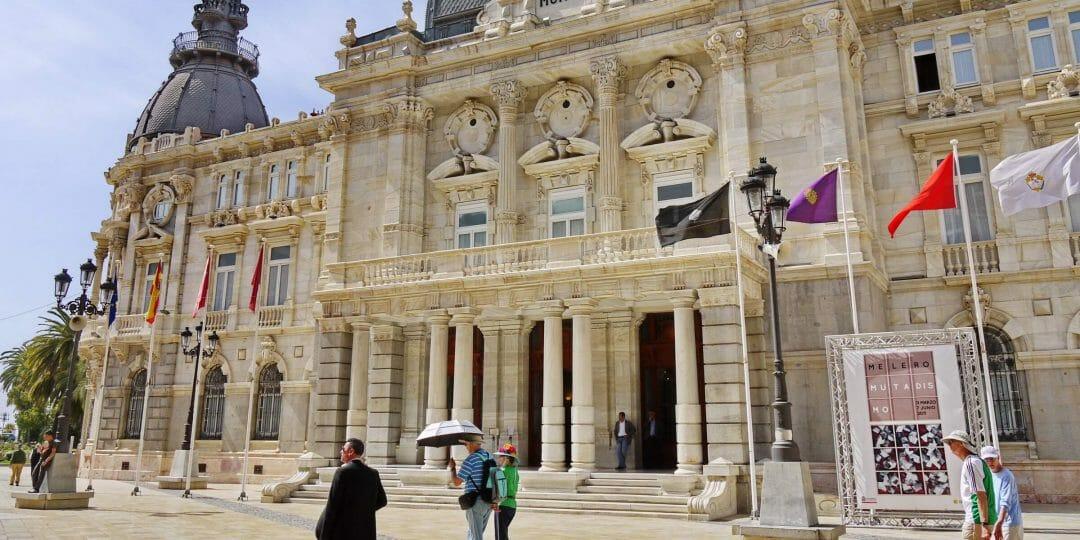 Stadt Cartagena im Reiseführer