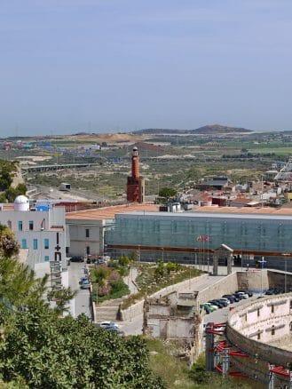 Umgebung von Cartagena