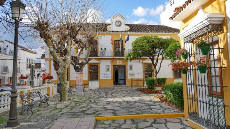 Rathaus von Estepona
