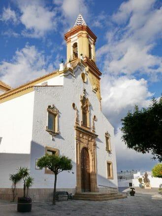 Kirche in Estepona