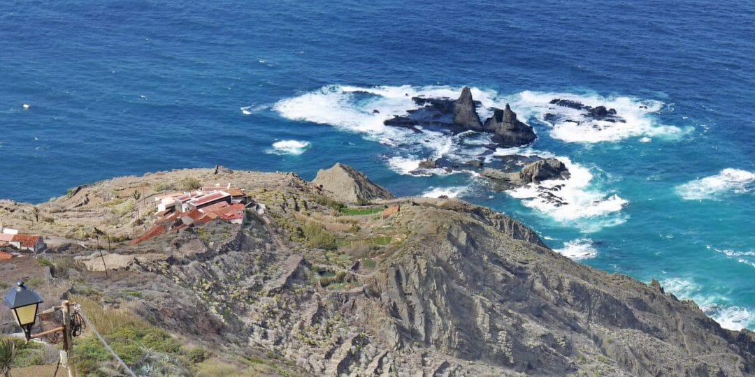 Urlaub und Wandern auf La Gomera (Kanaren)