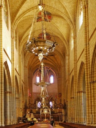 Kathedrale Santa Maria la Real