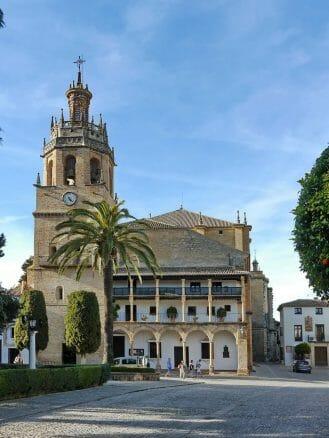Santa María la Mayor von Ronda
