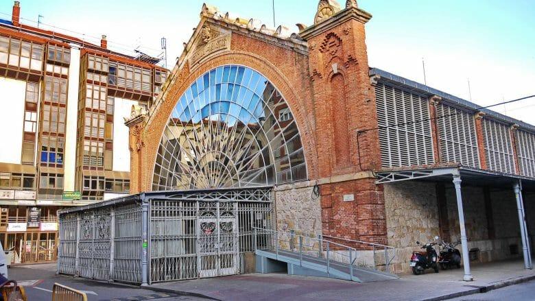 Markthalle in Zamora
