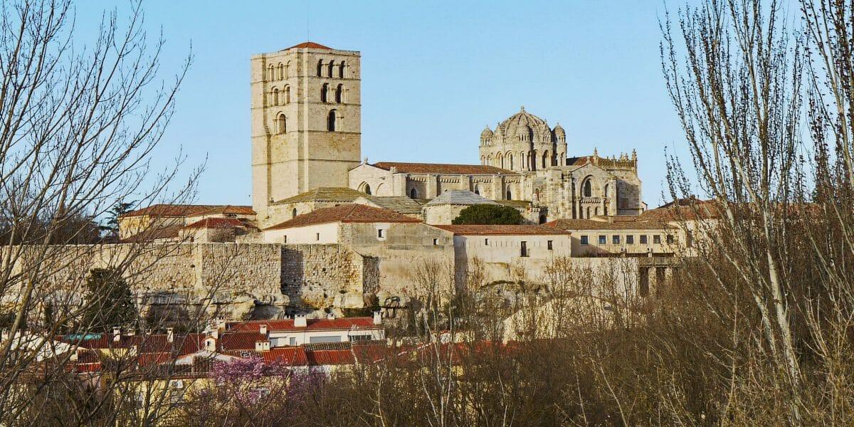 Zamora, sehenswerte Stadt am Fluss Duero