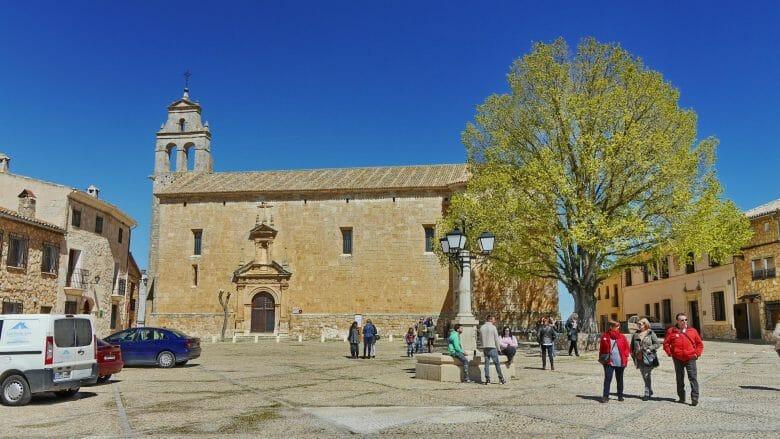 Alarcón, ein Dorf in der Gemeinschaft Kastilien-La Mancha