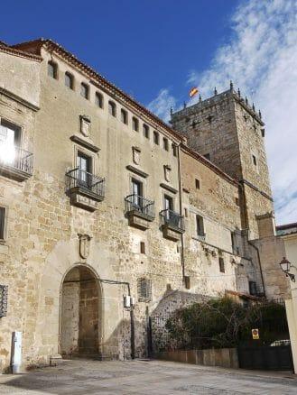 Palacio del Marquesado de Mirabel