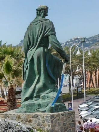 Denkmal für Abd ar-Rahman I.
