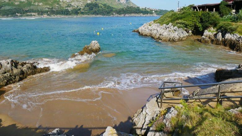 Playa de Arenillas westlich von Castro Urdiales