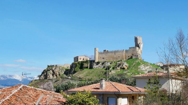 Castillo de Frías (Kastilien und León)