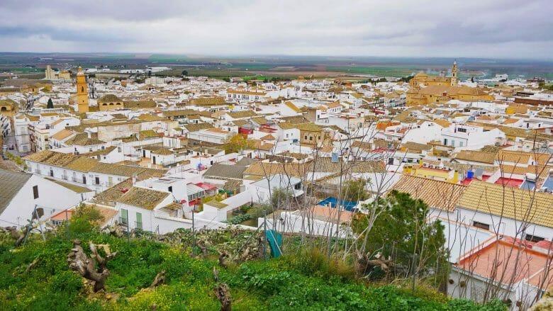 Die Altstadt von Osuna