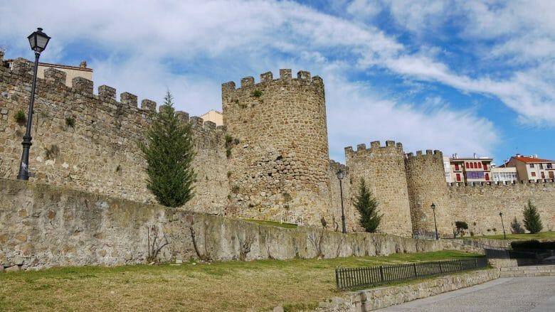 Stadtmauern von Plasencia