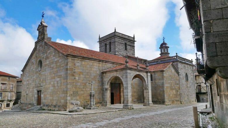 Kirche Nuestra Señora de la Asunción