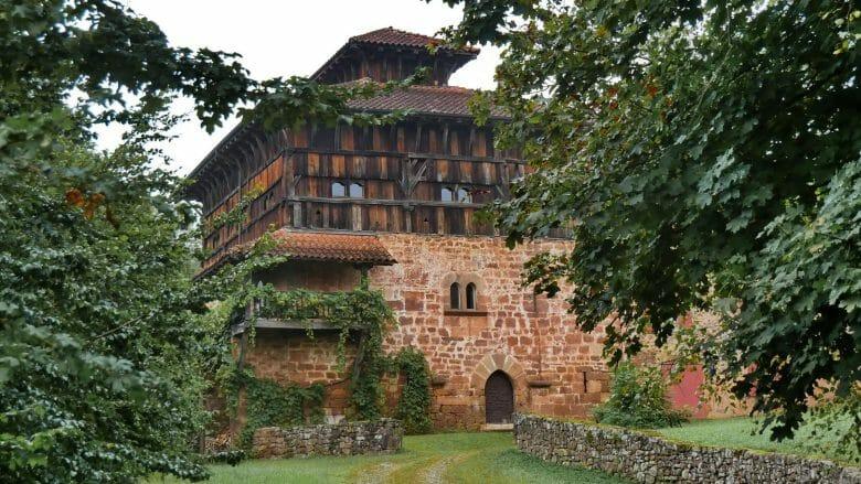 Palacio de Jauregizarrea in Arraioz