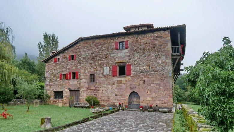 Herrenhaus in Arraioz
