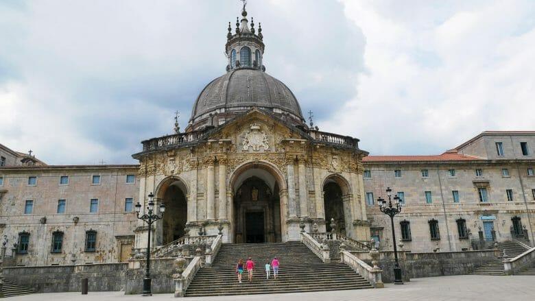 Die Basilika von Loyola