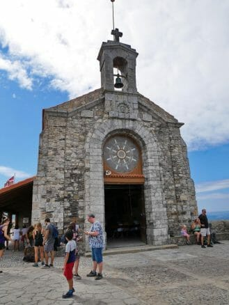 Die Ermita San Juan de Gaztelugatxe