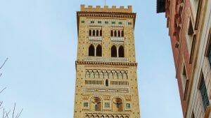 Torre de San Martín in Teruel