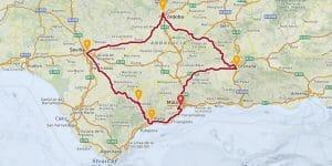 Städtereise durch Andalusien: Reisetipps für eine Rundreise zu den schönsten Städten