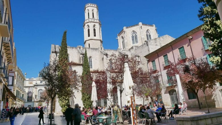 Kirche Sant Pere in Figueres
