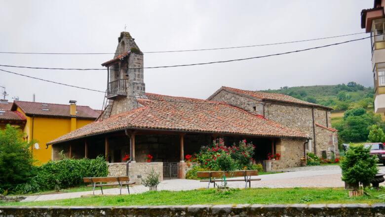 Die Kirche Eulalia
