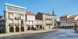 Ribadavia, ein historisches Weinstädtchen in der Provinz Ourense