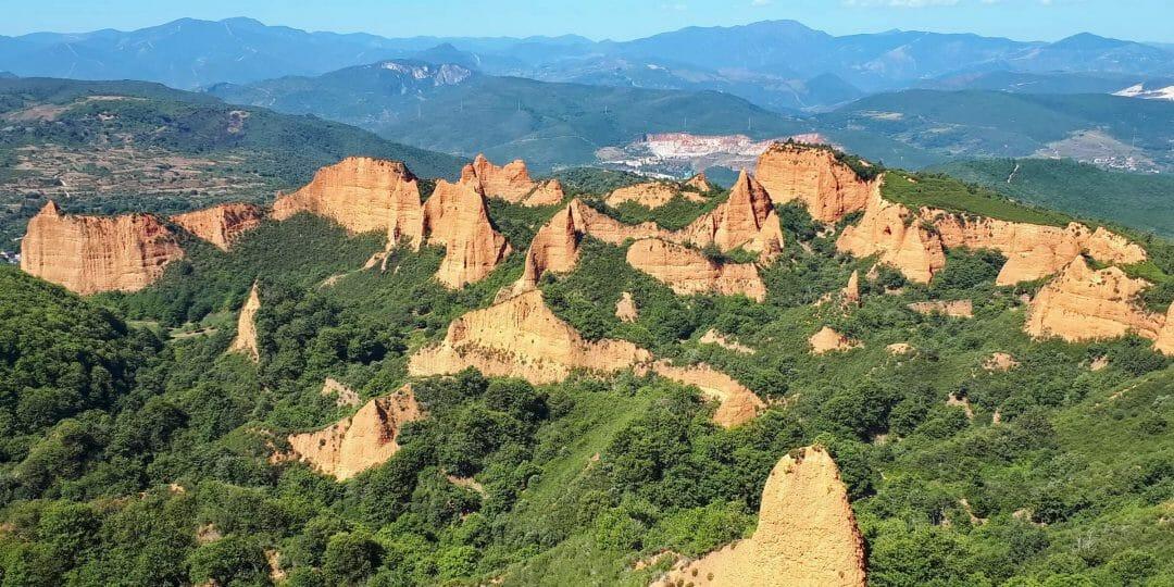 Naturpark Las Médulas: UNESCO-Welterbe im Westen von Kastilien und León