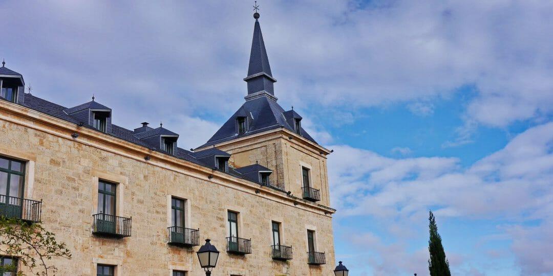 Lerma (Burgos): Sehenswertes Städtchen mit einer Altstadt aus dem Beginn des 17. Jahrhunderts