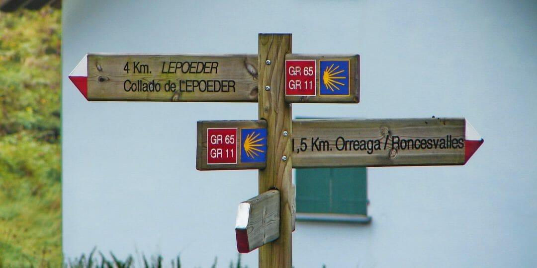 Roncesvalles (Pyrenäen)