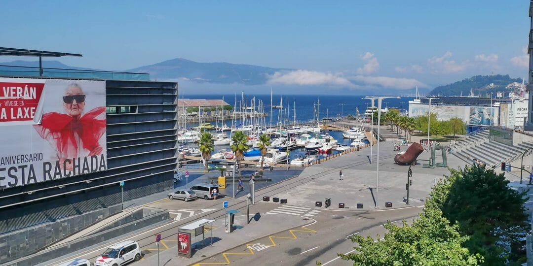 Vigo, die lebendige Hafenstadt an den Rías Baixas (Provinz Pontevedra, Galicien)