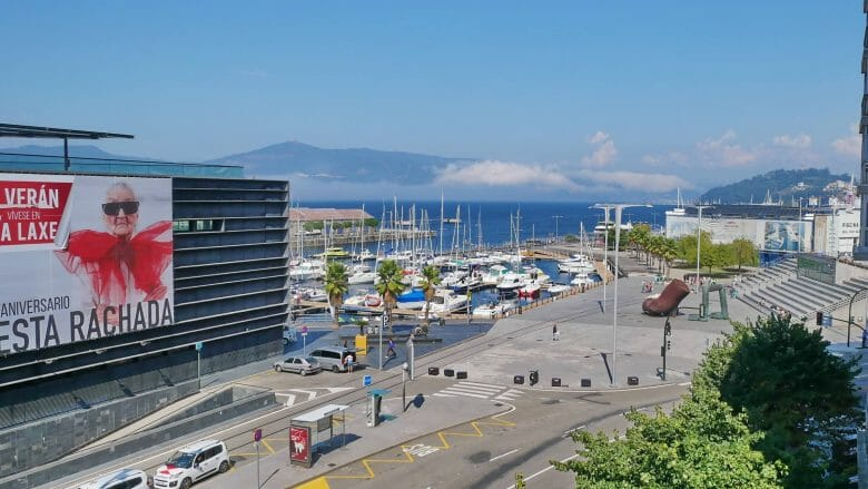Estación Marítima de Vigo