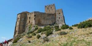 Castillo de Loarre (Aragón)