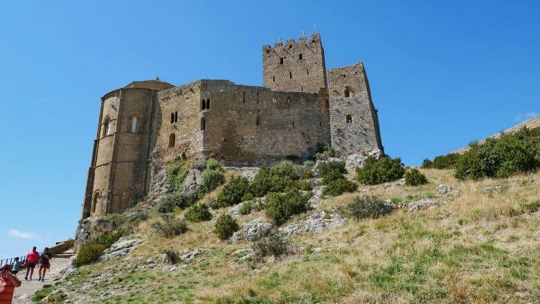 Das Castillo de Loarre