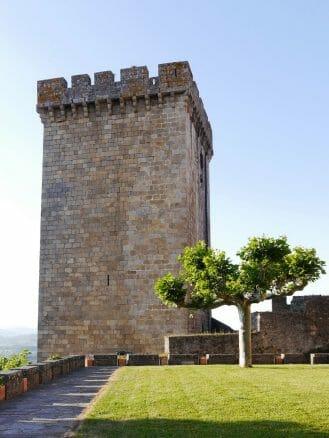 Torre da Homenaxe