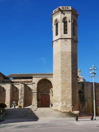 Kirche Sant Llorenç in der westlichen Altstadt