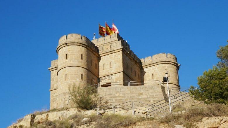 Torre de Salamanca in Caspe