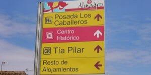 Orte und Städte in Kastilien-La Mancha