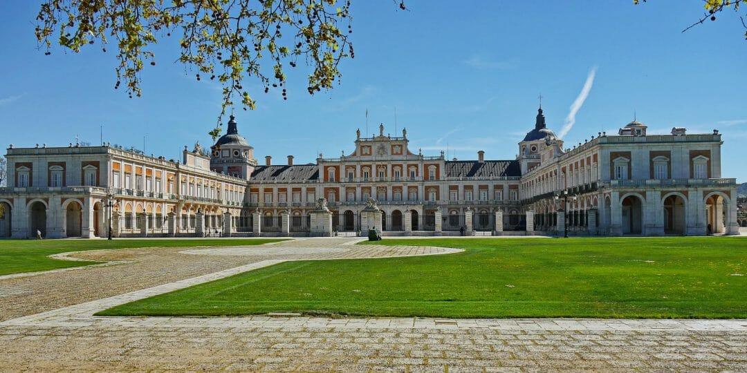 Die Top-Sehenswürdigkeiten: Das Schloss von Aranjuez