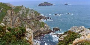Cabo de Peñas (Costa Verde)