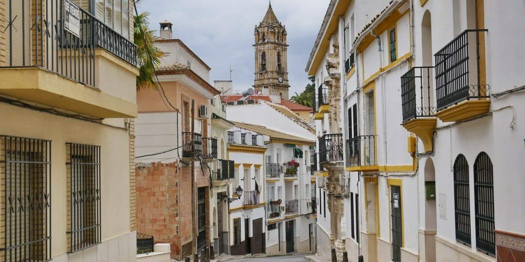 Cabra im Zentrum von Andalusien