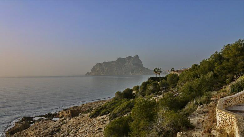 Penyal d'Ifac, ein Wahrzeichen der Costa Blanca