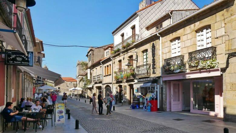 Altstadt von Cambados