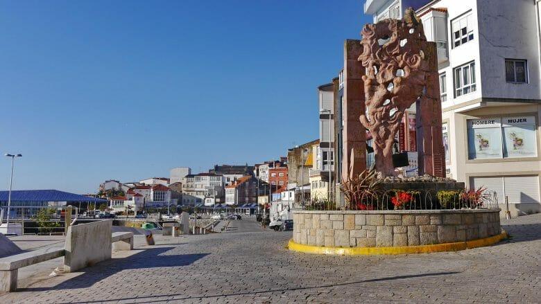 Stadt Fisterra