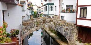 Ea, ein Dorf an der baskischen Küste