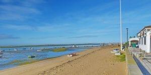 Urlaubsort El Rompido (Costa de la Luz / Huelva)