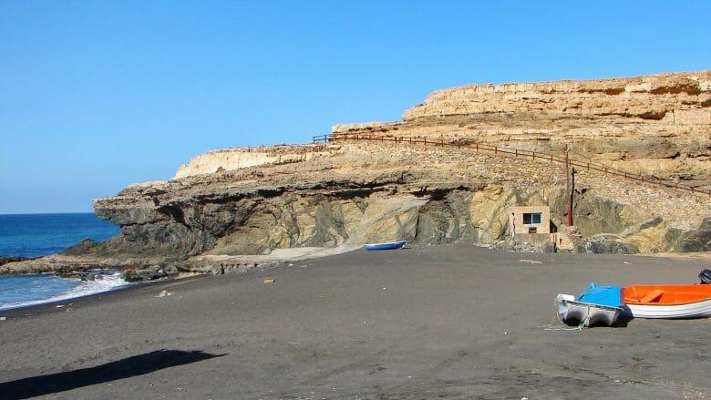 Strand bei Ajuy