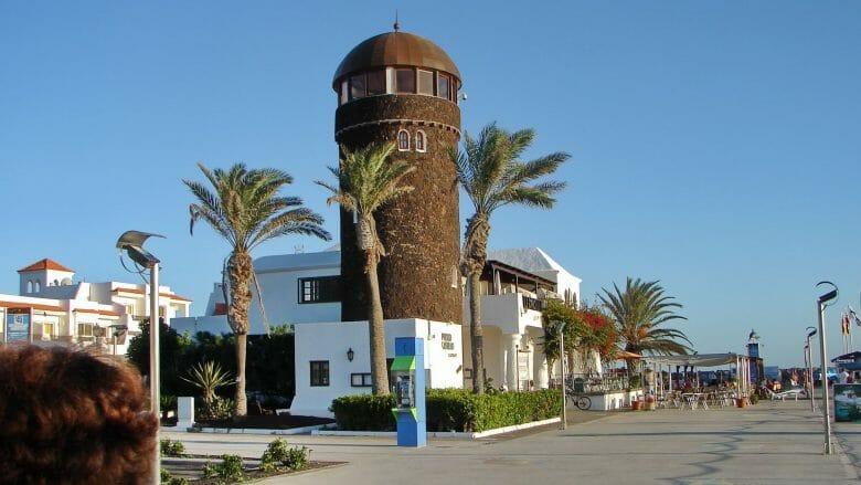 Torre de San Buenaventa