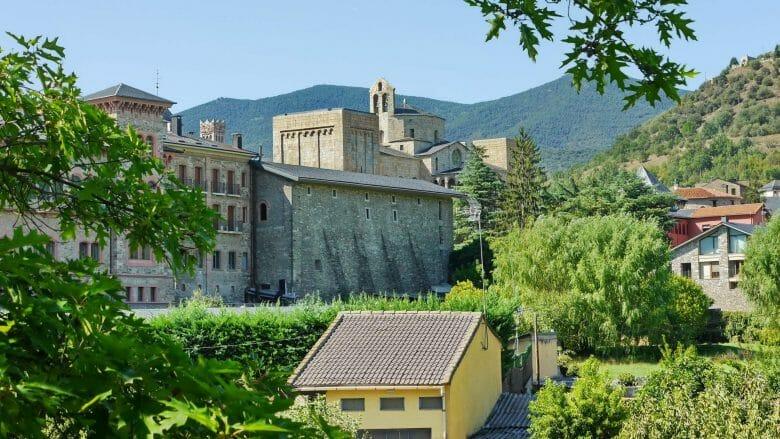 La Seu d'Urgell Ortsansicht